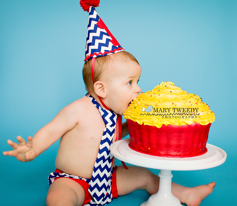 Birmingham Smash Cake Photographer Mary Tweedy Newborn Baby Plan